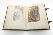 St. Peter Pericopes from St. Erentrud, Clm 15903 - Bayerische Staatsbibliothek (Munich, Germany) − photo 17