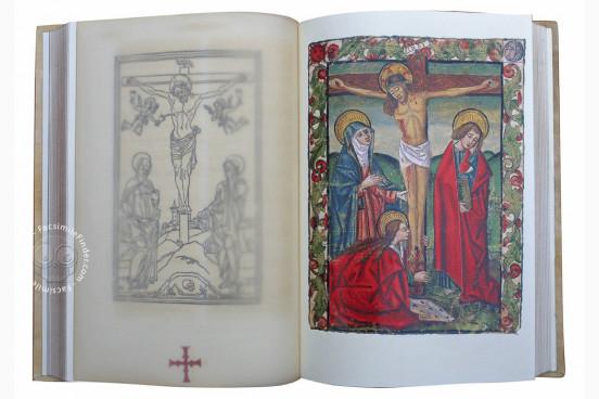 Missale Iuxta Morem et Consuetudinem Sedis Valentiae, BH Inc. 015 - Biblioteca General e Histórica de la Universidad (Valencia, Spain) − photo 1