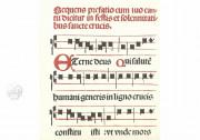 Missale Iuxta Morem et Consuetudinem Sedis Valentiae, BH Inc. 015 - Biblioteca General e Histórica de la Universidad (Valencia, Spain) − photo 7