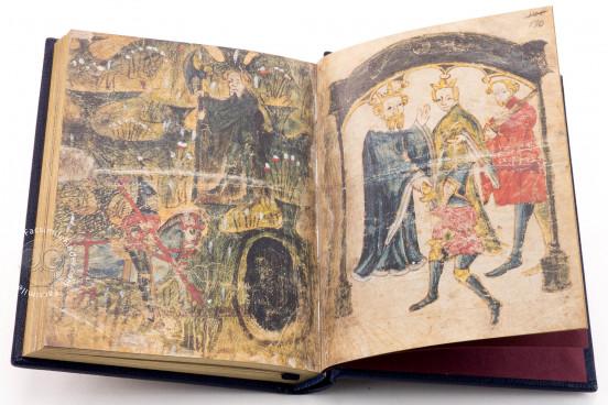Pearl Manuscript, Cotton Nero A.x - British Library (London, United Kingdom) − Photo 1