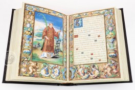 Book of Hours of Philip II Facsimile Edition