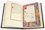 Book of Hours of Philip II, San Lorenzo de El Escorial, Real Biblioteca del Monasterio de El Escorial, Ms Vitrina 2 − Photo 5