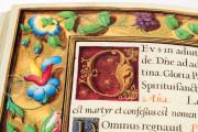 Book of Hours of Philip II, San Lorenzo de El Escorial, Real Biblioteca del Monasterio de El Escorial, Ms Vitrina 2 − Photo 8