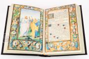 Book of Hours of Philip II, San Lorenzo de El Escorial, Real Biblioteca del Monasterio de El Escorial, Ms Vitrina 2 − Photo 11