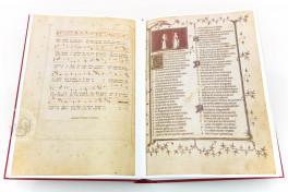Ferrell-Vogüé Machaut Manuscript Facsimile Edition