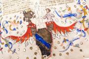 Divine Comedy - Dante Gradenighiano, ms. SC-MS. 1162 (D II 41) - Biblioteca Civica Gambalunga (Rimini, Italy) − photo 3