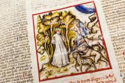 Divine Comedy - Dante Gradenighiano, ms. SC-MS. 1162 (D II 41) - Biblioteca Civica Gambalunga (Rimini, Italy) − photo 4