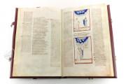 Divine Comedy - Dante Gradenighiano, ms. SC-MS. 1162 (D II 41) - Biblioteca Civica Gambalunga (Rimini, Italy) − photo 6