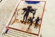 Divine Comedy - Dante Gradenighiano, ms. SC-MS. 1162 (D II 41) - Biblioteca Civica Gambalunga (Rimini, Italy) − photo 7