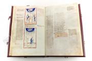 Divine Comedy - Dante Gradenighiano, ms. SC-MS. 1162 (D II 41) - Biblioteca Civica Gambalunga (Rimini, Italy) − photo 11
