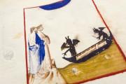 Divine Comedy - Dante Gradenighiano, ms. SC-MS. 1162 (D II 41) - Biblioteca Civica Gambalunga (Rimini, Italy) − photo 13