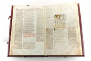Divine Comedy - Dante Gradenighiano, ms. SC-MS. 1162 (D II 41) - Biblioteca Civica Gambalunga (Rimini, Italy) − photo 17