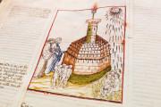 Divine Comedy - Dante Gradenighiano, ms. SC-MS. 1162 (D II 41) - Biblioteca Civica Gambalunga (Rimini, Italy) − photo 18