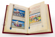 Leggendario Sforza-Savoia, Turin, Biblioteca Reale di Torino, Cod. Varia 124 − Photo 4