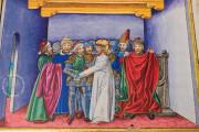 Leggendario Sforza-Savoia, Turin, Biblioteca Reale di Torino, Cod. Varia 124 − Photo 9
