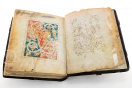 Catalan Micrography Mahzor Facsimile Edition