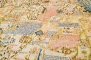 Fra Mauro Map, Biblioteca Nazionale Marciana (Venice, Italy) − photo 2