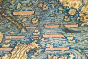 Fra Mauro Map, Biblioteca Nazionale Marciana (Venice, Italy) − photo 4