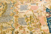 Fra Mauro Map, Biblioteca Nazionale Marciana (Venice, Italy) − photo 7