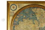 Fra Mauro Map, Biblioteca Nazionale Marciana (Venice, Italy) − photo 9