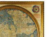Fra Mauro Map, Biblioteca Nazionale Marciana (Venice, Italy) − photo 11