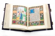 Book of Hours of Alexander VI, Pope Borgia, Bruxelles, Bibliothèque Royale de Belgique, Ms. IV 480 − Photo 5