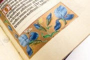 Book of Hours of Alexander VI, Pope Borgia, Bruxelles, Bibliothèque Royale de Belgique, Ms. IV 480 − Photo 8