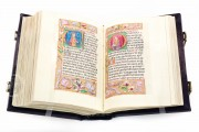 Book of Hours of Alexander VI, Pope Borgia, Bruxelles, Bibliothèque Royale de Belgique, Ms. IV 480 − Photo 14
