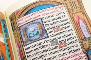 Book of Hours of Alexander VI, Pope Borgia, Bruxelles, Bibliothèque Royale de Belgique, Ms. IV 480 − Photo 15