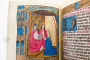 Book of Hours of Alexander VI, Pope Borgia, Bruxelles, Bibliothèque Royale de Belgique, Ms. IV 480 − Photo 23