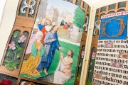 Book of Hours of Alexander VI, Pope Borgia, Bruxelles, Bibliothèque Royale de Belgique, Ms. IV 480 − Photo 24