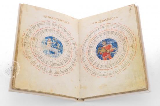Libro delle Sorti di Lorenzo Gualtieri, It. IX, 87 (=6226) - Biblioteca Nazionale Marciana (Venice, Italy) − photo 1