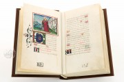 Hours of Anna Sforza, Modena, Biblioteca Estense Universitaria, Lat. 74 = alfa Q. 9. 31 − Photo 3