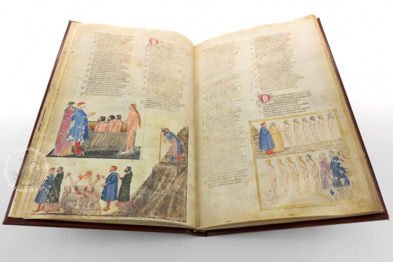 Dante Alighieri - La Divina Commedia, Venice, Biblioteca Nazionale Marciana, It. IX, 276 (=6902) − Photo 1