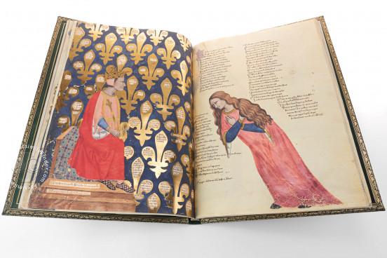 Regia Carmina, London, British Library, Royal 6 E IX − Photo 1