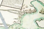 Mapa de Pensacola , Simancas, Archivo General de Simancas, AGS, MPD, 12-90 − Photo 3
