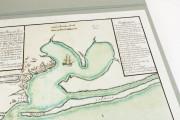 Mapa de Pensacola , Simancas, Archivo General de Simancas, AGS, MPD, 12-90 − Photo 7