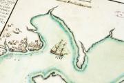 Mapa de Pensacola , Simancas, Archivo General de Simancas, AGS, MPD, 12-90 − Photo 9