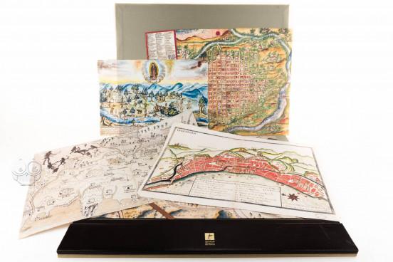 Mapas de México en el Archivo de Indias, Seville, Archivo General de Indias − Photo 1