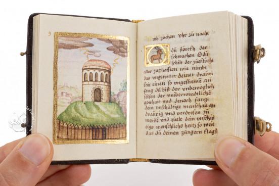 Preces Propriae Singulis Horis Diei et Noctis, Pannonhalma, Pannonhalmi Főapátsági Könyvtár, 118 J 51 − Photo 1