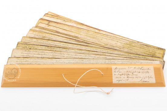 Satipatthana Sutta, Kalocsa, Kalocsai Főszékesegyházi Könyvtár − Photo 1