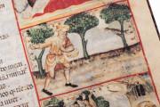 Aesop's Fables, Bologna, Biblioteca Universitaria di Bologna, Ms. 1213 − Photo 3