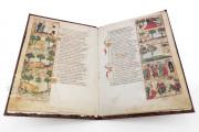 Aesop's Fables, Bologna, Biblioteca Universitaria di Bologna, Ms. 1213 − Photo 6