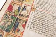 Aesop's Fables, Bologna, Biblioteca Universitaria di Bologna, Ms. 1213 − Photo 12