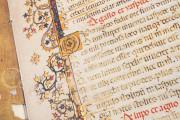 Aesop's Fables, Bologna, Biblioteca Universitaria di Bologna, Ms. 1213 − Photo 14