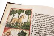 Aesop's Fables, Bologna, Biblioteca Universitaria di Bologna, Ms. 1213 − Photo 15