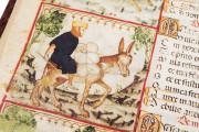 Aesop's Fables, Bologna, Biblioteca Universitaria di Bologna, Ms. 1213 − Photo 20