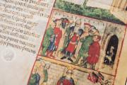 Aesop's Fables, Bologna, Biblioteca Universitaria di Bologna, Ms. 1213 − Photo 23