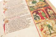Aesop's Fables, Bologna, Biblioteca Universitaria di Bologna, Ms. 1213 − Photo 26