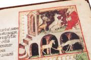 Aesop's Fables, Bologna, Biblioteca Universitaria di Bologna, Ms. 1213 − Photo 27